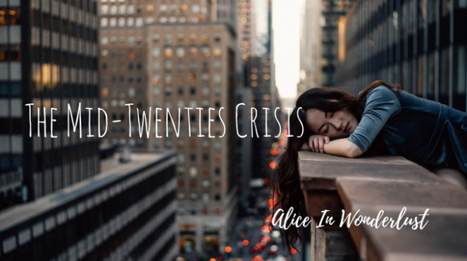 the mid twenties crisis