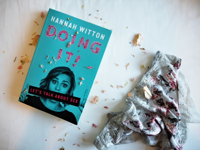 hannah witton doing it book review